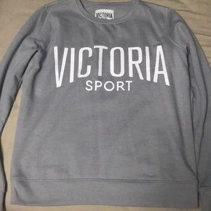 Beautiful grey Victoria's Secret sweatshirt